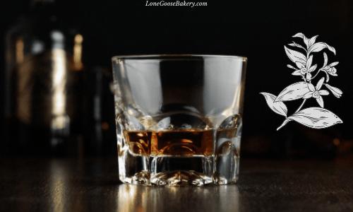 whiskey vanilla bean extract