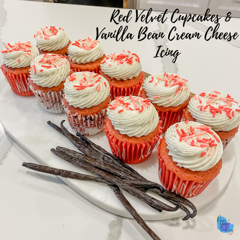 picture featuring red velvet cupcakes
