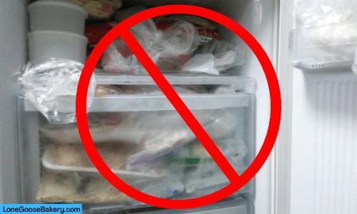 avoid freezing vanilla extract